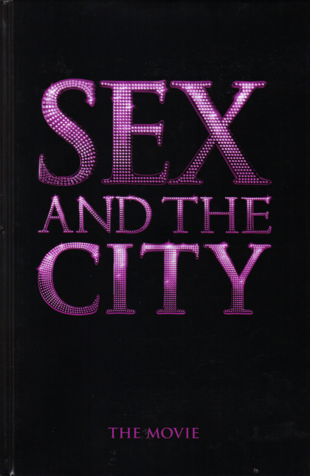 Sex and the city coffee table book