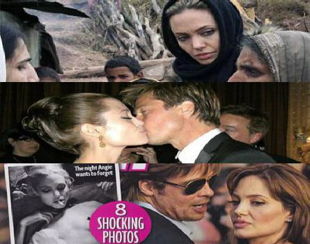 Angelina jolie sex scanbal