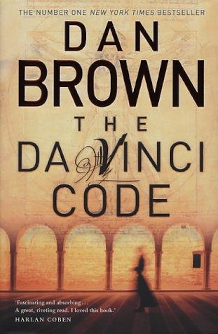 the davinci code book review essay