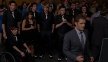 TV: Glee Season 2 Final in Pictures  | The Scarlett Woman