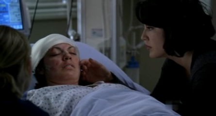"TV: ""Seattle Grace Mercy Death""—Grey\'s Anatomy ""Song Beneath the ..."