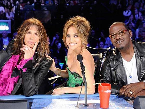 american idol judging panel jlo steven tyler randy jackson