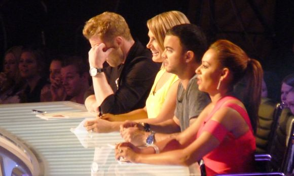 x factor australia judges