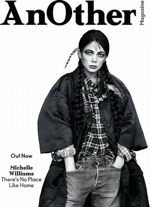 michelle-williams-another-magazine-native-american