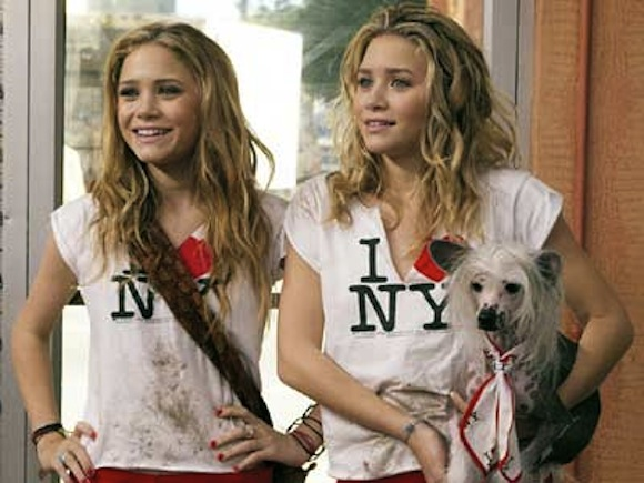 mary-kate & ashley new york minute