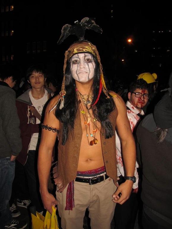tonto halloween costume