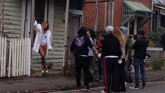 Beyonce brunswick melbourne