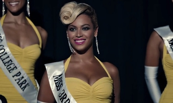 beyonce pretty hurts beauty queen
