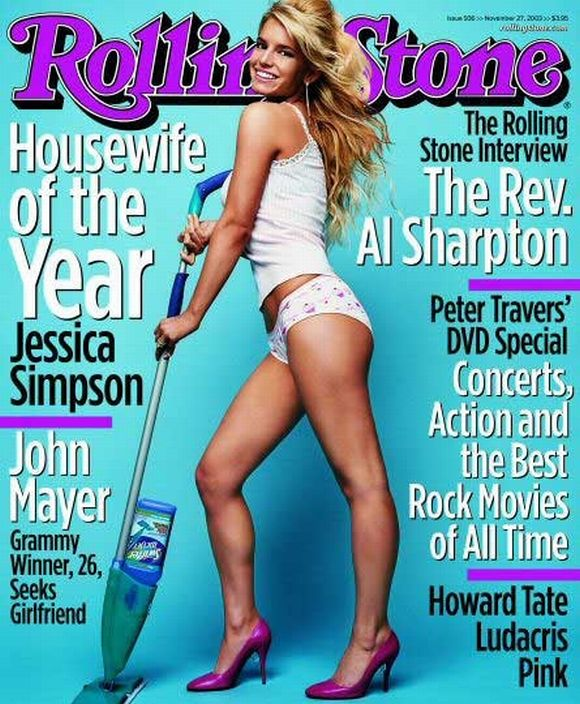 jessica simpson rolling stone cover