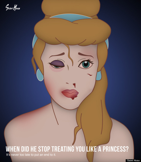 disney princess cinderella domestic violence