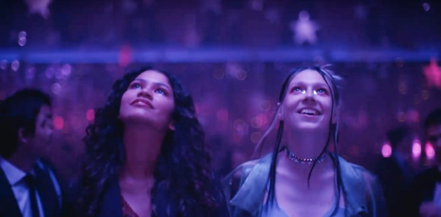 Euphoria (screen grab) Season 1, Episode 8 CR: HBO